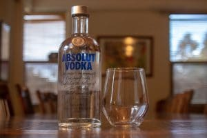 Best Selling Vodka Brands in The Worldwide