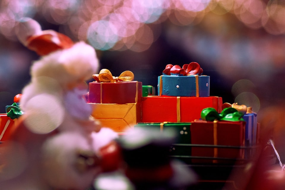 Special Christmas gift baskets